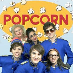 Popcorn teen sitcom image